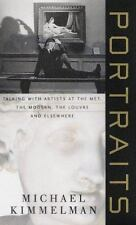Portraits : Talking with Artists at the Met, the Modern, the Louvre, a-ExLibrary