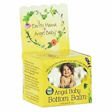 Earth Mama Angel Baby, Bottom Balm, 2 fl oz