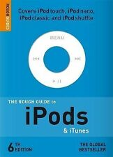 Peter Buckley The Rough Guide to iPods and iTunes Very Good Book