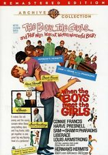 When the Boys Meet the Girls (2011, DVD NIEUW) DVD-R