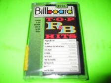 NEW FACTORY SEALED: BILLBOARD TOP R&B HITS 1955 ~ CASSETTE TAPE