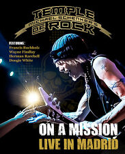 MICHAEL SCHENKER of UFO New 2017 LIVE MADRID CONCERT & MORE BLU RAY