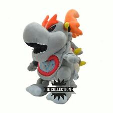 SUPER MARIO BROS. Skelobowser Junior PELUCHE jr. DRY BOWSER BONES pupazzo plush