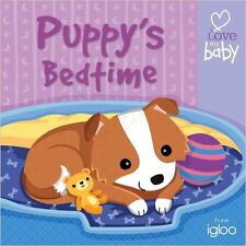 BNIB Snuggly Puppy Cloth Book by Igloo #Christmas