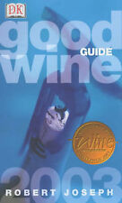 Good Wine Guide 2003 Joseph, Robert Very Good Book