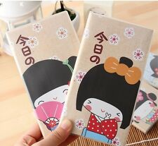 """Kimono Girl"" 1pc Cute Mini Diary Pocket Notebook Journal Planner Korean Gift"