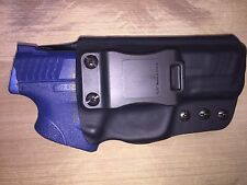 IWB Holster - S&W M&P 45 Compact - Adj Retention - 0 deg Cant - RightHanded