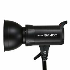 Godox SK400 Photography Flash Strobe Studio Lighting Bulb Lamp Head 220V 400W