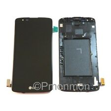 Cricket LG Escape 3 K373 Assembly LCD Touch Screen Digitizer Replacement w Frame