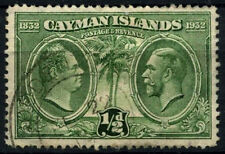 Cayman Islands 1932 SG#85, 1/2d Assembly Of Justices & Vestry KGV Used #D31728