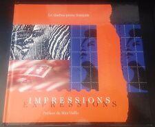 CARNET DE PRESTIGE N°4003 IMPRESSIONS EXPRESSIONS NEUF **
