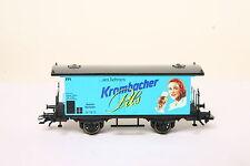 Märklin H0  Bierwagen KROMBACHER  48281.002 in Blechdose neuwertig (7378)