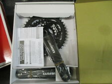 SRAM pedaliera in 3x9spd Power Spline 175mm Nero 22-32-42t