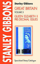 Great Britain Specialised Stamp Catalogue: Queen Elizabeth II Pre-decimal Issues