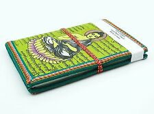 Handmade Recycled Paper Pocket Notebook Lord Buddha Blank Memo Notepad Cd360A