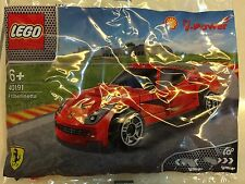 SHELL LEGO FERRARI F12 BERLINETTA 40191 2015 / LIMITED / RARE / NEW