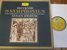 104 929-938 Bruckner The 9 Symphonies / Jochum TULIP 10 LP box