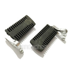 2x Foot Pegs Rests For 43 47 49cc ATV Mini Moto Pocket Rocket Quad Pit Dirt Bike
