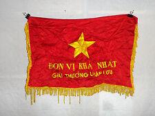 flag527 North Vietnam Army NVA flag Don Vi Kha Nhat Giai Thuong Luan LUU