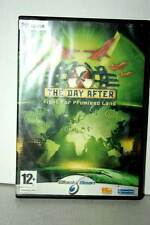 THE DAY AFTER FIGHT FOR PROMISED LAND USATO PC CDROM VERSIONE ITALIANA GD1 39909