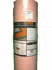 Ditra Schluter Tile underlayment 323 sq ft FULL Roll Uncoupling Menbrane