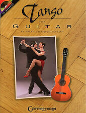 Brian Chambouleyron Tango For Guitar Learn to Play Waltz Music Book & CD