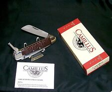 Camillus 697 Spike Marlin Knife USA Made Sailors Knives Nautical Collectible