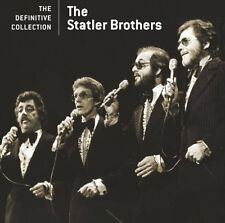 THE STATLER BROTHERS - THE DEFINITIVE COLLECTION: CD ALBUM (2005)