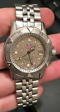 "Tag Heuer Professional Diver ""Granite"" Grey Dial Watch -wd1211-k-20 37mm"