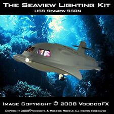 """Voyage to the Bottom of the Sea Seaview 39"""" Lighting Kit 186VF01"""