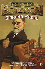 Sigmund Freud (Giants of Science)-ExLibrary