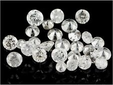 1/10 Carat White Cut & Polished Natural loose Melee Diamond Small Parcel Lot