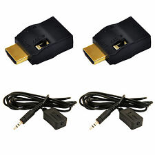 IR Over HDMI Injector/Extender Blaster Adapter Kit - Infrared Magic Eye Control