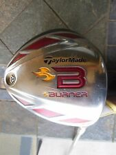TaylorMade Burner 9.5* Driver REAX Superfast 49g graphite Regular Flex