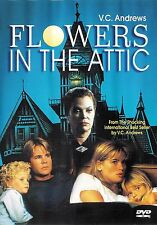 Flowers In The Attic ~ Victoria Tennant ~ Rare OOP DVD WS ~ FREE Shipping USA