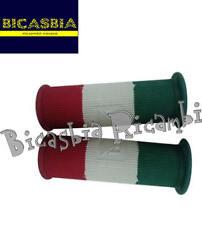9006 - PUÑOS TRICOLOR ITALIA DM 21 VESPA 150 GS VS2T VS3T VS4T VS5T VB1T