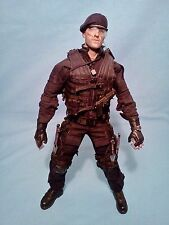 "1/6 custom - The EXPENDABLES   - Jason Statham aka  'XMAS""  FREE SHIPPING"