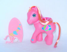 114 My Little Pony ~*G3 TRU Exclusive Sweet Summertime + Surfboard STUNNING!*~