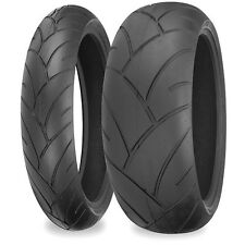 Shinko 005 Advance 120/70-17, 190/50-17 Motorcycle Tire Set