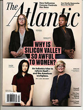 THE ATLANTIC Magazine Women & Silicon Valley, KellyAnne Conway