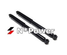GAS SHOCK ABSORBER REAR PAIR FOR TOYOTA HILUX LN106R 4WD UTE CAB 88-97 3L 2.8