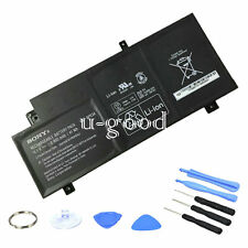 Genuine Original VGP-BPS34 VGP-BPL34 Battery Sony VAIO Fit 15 Touch SVF15A1ACXS