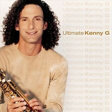 FREE US SH (int'l sh=$0-$3) NEW CD Kenny G: The Ultimate Kenny G (Eco-Friendly P