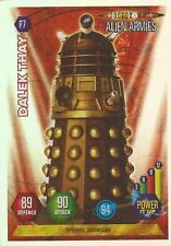 "Doctor Who Alien Armies - ""Dalek Thay"" Foil Card F7"