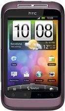 HTC Wildfire S purple - Mini-Smartphone deutsche Neuware in OVP vom Fachhändler