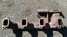 S/H Exhaust Manifold Same Antares Lamborghini Tractor