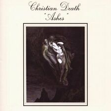 Christian Death - Ashes - 1992 Gothic NEW