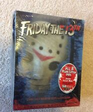 Friday The 13th Ultimate Collection, DVD 8 Disc Set W Rare Jason Mask, NEW