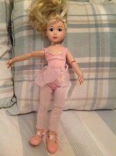 """Zapf Creation Jolina Ballet Doll Size 13"""""""