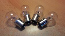 4 x Glühlampe Birne  6V 21W Ba15s  für Blinker +Bremslicht  S50 S51 SR50  neu